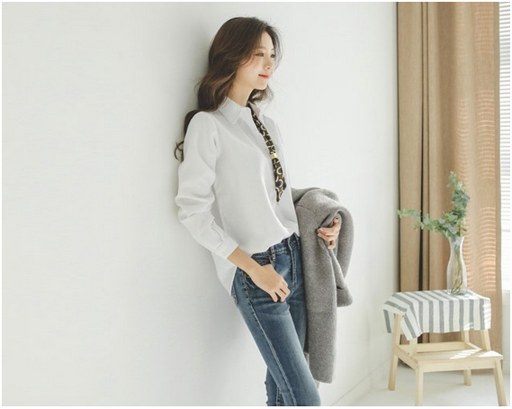 The White Shirt: 4 Ways to Style a Korean Fashion Staple