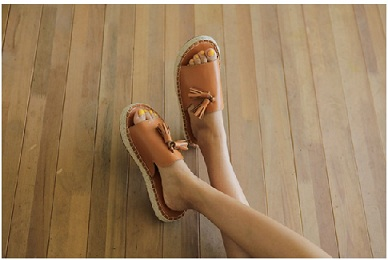 Cute Tassel Slippers