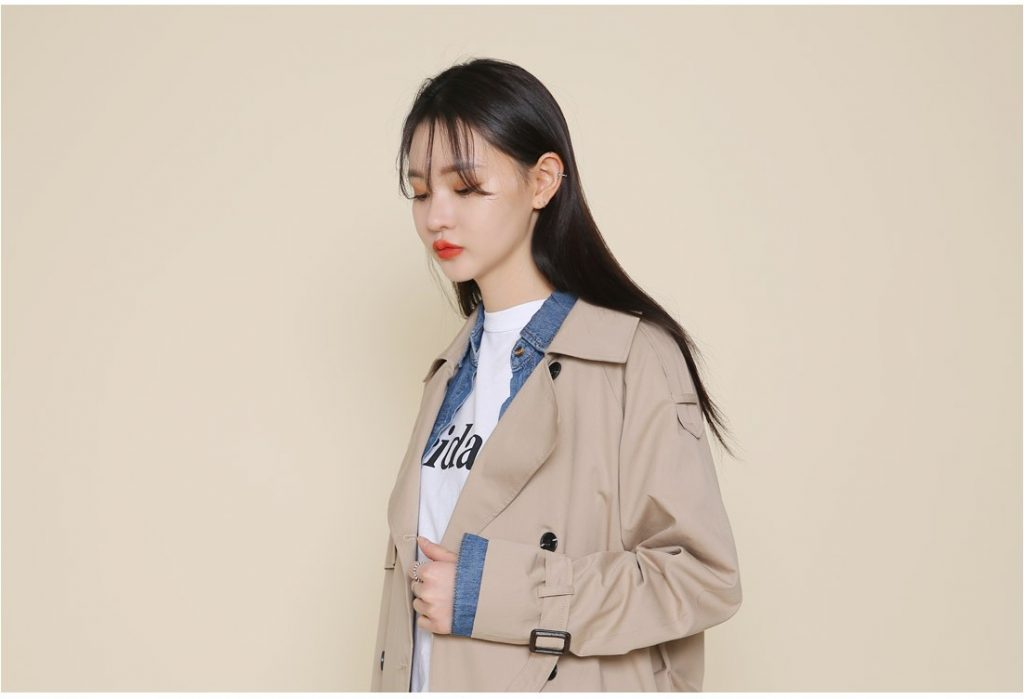The Perfect Fall Trench Coat