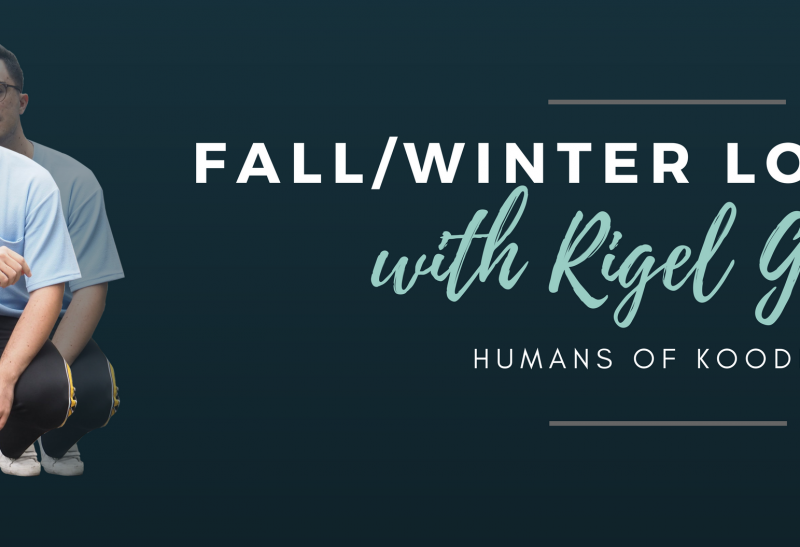 Fall/ Winter Look Book with Rigel Gemini – Humans of KOODING