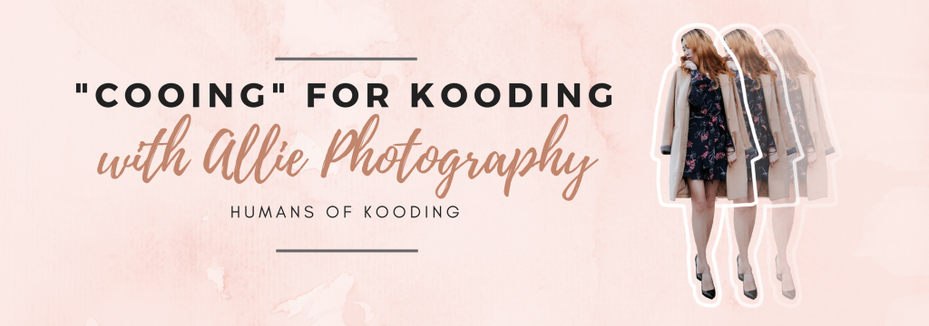 """Cooing"" for KOODING with Allie Norado Photography-Humans of KOODING"