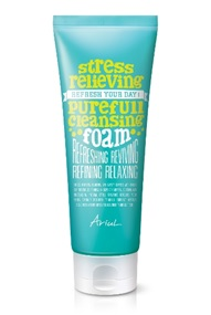 Stress Relieving Purefull - Cleansing Foam