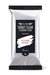 Target Clear Cleansing Tissue