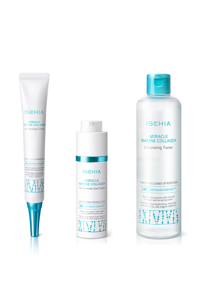 Miracle Marine Collagen Set by Ischia