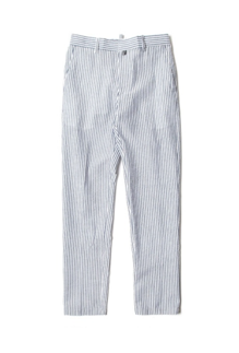 Striped Banding Pants