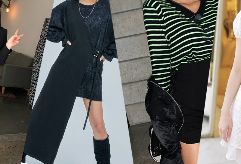 4 Everyday Dresses That Give Major Halloween Energy