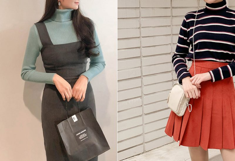 3 Reasons Turtlenecks Are A Hidden K-Fashion Staple