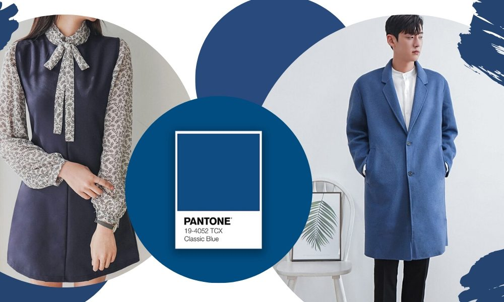 "2020 Color of The Year: How To Wear ""Classic Blue"" With K-Fashion"